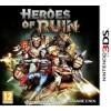 Afbeelding van Heroes Of Ruin 3DS