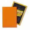 Afbeelding van TCG Sleeves Matte Dragon Shield - Orange (Japanese Size) SLEEVES