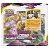Afbeelding van TCG Booster Packs Pokémon Sun & Moon Unified Minds - Stakataka POKEMON