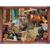 Afbeelding van Harry Potter Hogwarts Puzzle 1000pc PUZZEL