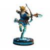 Afbeelding van Zelda: Breath of the Wild - Link 25 cm - Light Up Statue First 4 Figures