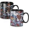 Afbeelding van DC Comics - Harley Quinn Heat Change XL Mug MERCHANDISE