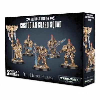 Adeptus Custodes Custodian Guard Warhammer 40k