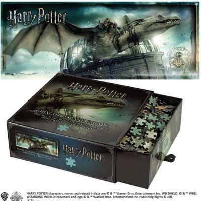 Harry Potter - Gringotts Bank Escape Puzzle 1000 pcs MERCHANDISE