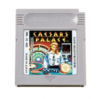 Foto van Caesars Palace (Cartridge Only) GAMEBOY