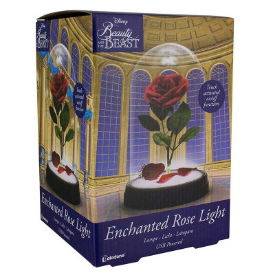 Disney: Beauty and the Beast - Enchanted Rose Light MERCHANDISE