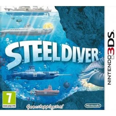 Foto van Steel Diver 3DS