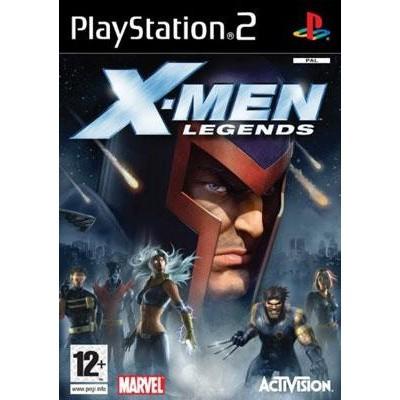 Foto van X-Men Legends PS2