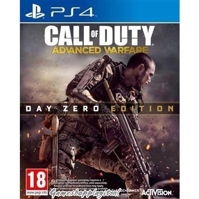 Foto van Call Of Duty Advanced Warfare Day Zero Edition PS4