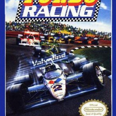 Foto van Turbo Racing NES