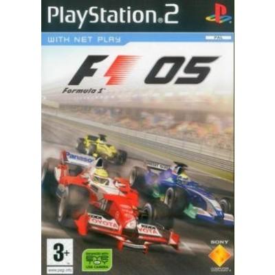 Formula One 05 PS2