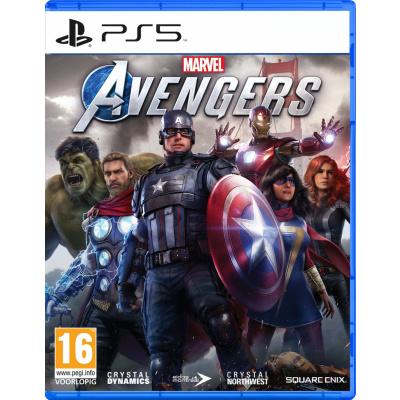 Foto van Marvel's Avengers PS5