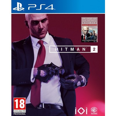 Foto van Hitman 2 PS4