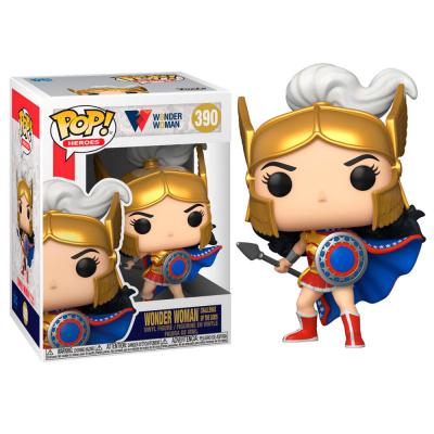 Pop! Heroes: Wonder Woman 80th - Wonder Woman Challenge Of The Gods FUNKO