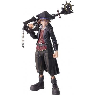 Foto van Kingdom Hearts III: Bring arts - Sora Pirates of the Caribbean Version MERCHANDISE