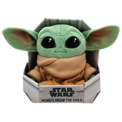 Foto van Star Wars The Mandalorian - The Child Pluche 25cm PLUCHE