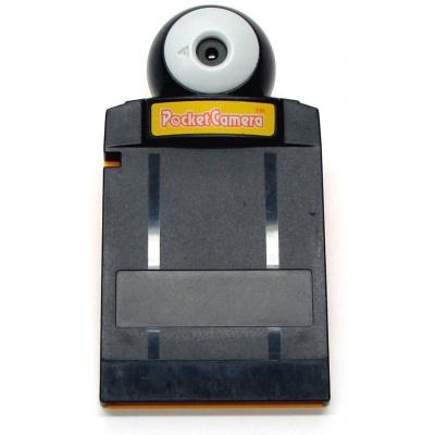 Foto van Nintendo Gameboy Camera Geel (Cartridge Only) GAMEBOY