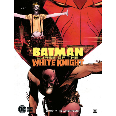 DC: Batman Curse of the White Knight 1 (NL-editie) COMICS