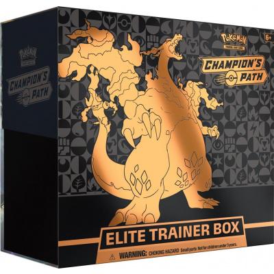 TCG Pokémon Champion's Path Elite Trainer Box POKEMON