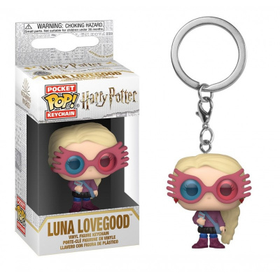 Pocket Pop! Keychain: Luna Lovegood FUNKO