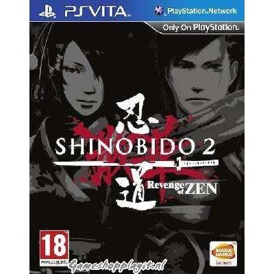 Foto van Shinobido 2 Revenge Of Zen PSVITA