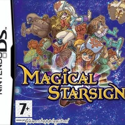 Foto van Magical Starsign NDS