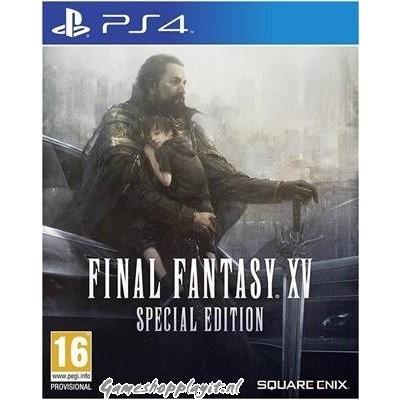 Final Fantasy XV Special Edition PS4