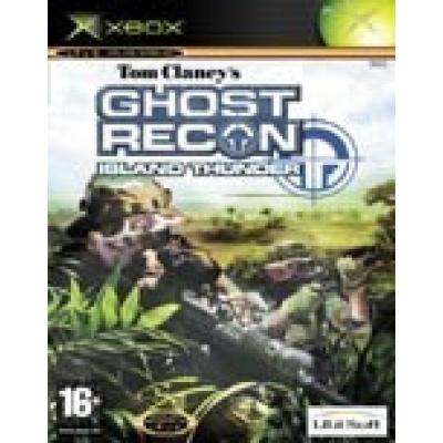 Foto van Tom Clancy's Ghost Recon Island Thunder XBOX