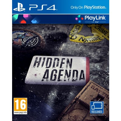 Hidden Agenda PS4
