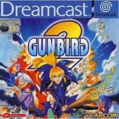 Foto van Gunbird 2 Dreamcast