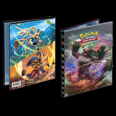 TCG Pokémon Sword & Shield Rebel Clash Portfolio 4-Pocket POKEMON