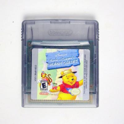 Foto van Pooh & Tigger's Hunny Safari GBC LOSSE GAME