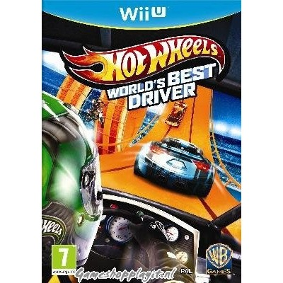 Foto van Hot Wheels World's Best Driver WII U