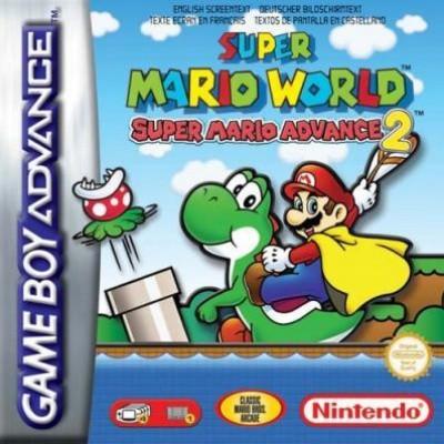 Foto van Super Mario Advance 2 GBA