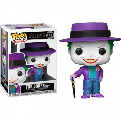 Pop! Heroes: Batman - The Joker FUNKO