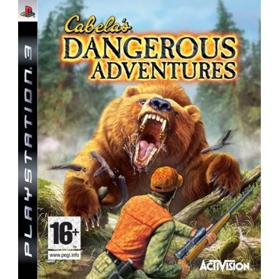 Foto van Cabela's Dangerous Adventures PS3