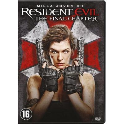 Foto van Resident Evil The Final Chapter DVD