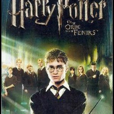 Harry Potter An De Orde Van De Feniks PSP