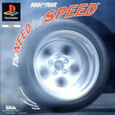 Foto van The Need for Speed PS1