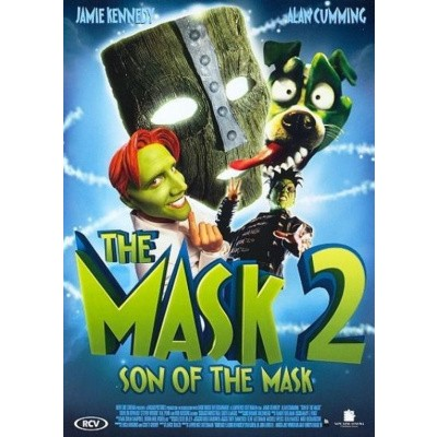 Foto van The Mask 2 Son Of The Mask DVD MOVIE