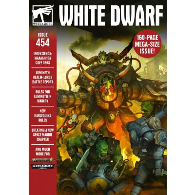 Foto van White Dwarf Issue 454 WARHAMMER