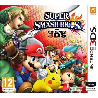Foto van Super Smash Bros. 3DS