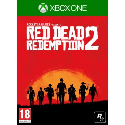 Foto van Red Dead Redemption 2