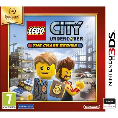 Foto van LEGO City Undercover: The Chase Begins (Selects) 3DS