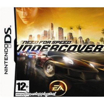 Need For Speed: Undercover NDS