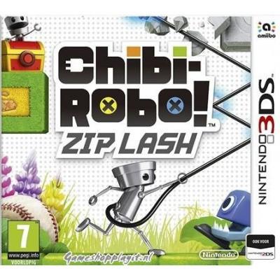 Foto van Chibi-Robo! Zip Lash 3DS
