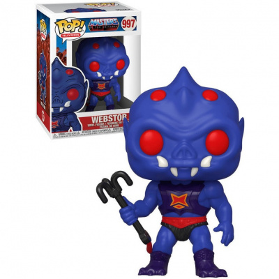 Pop! Television: Masters of the Universe - Webstor FUNKO
