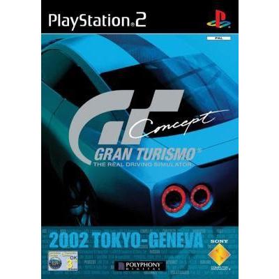 Foto van Gran Turismo Concept 2002 Tokyo-Geneva PS2