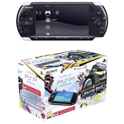Psp 3004 + Motor Storm Arctic Edge Limited PSP