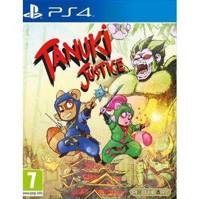 Foto van Tanuki Justice PS4